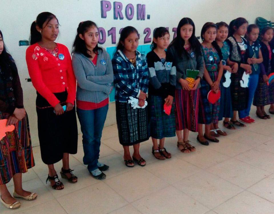 educación niños Guatemala