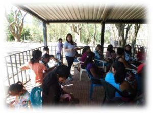 charlas Nutrición El Salvador