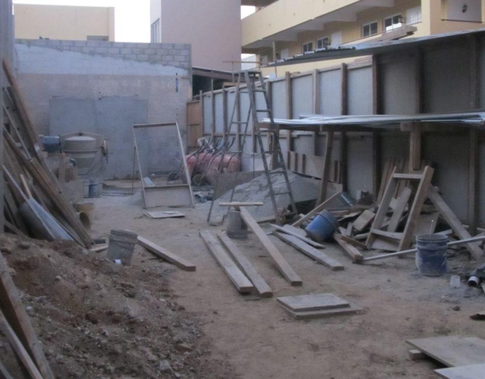 construcción COAVN