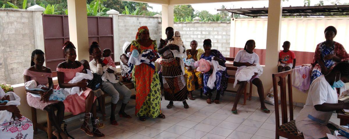 madres VIH costa marfil