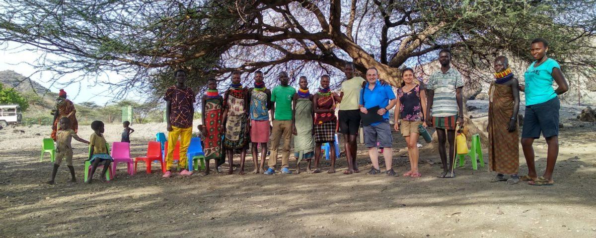 Kokuselei. Turkana